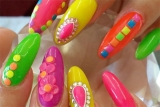 Bubble nails: diseño de uñas en 3D